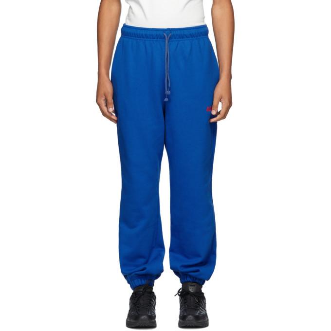 Photo: 424 Blue Logo Lounge Pants