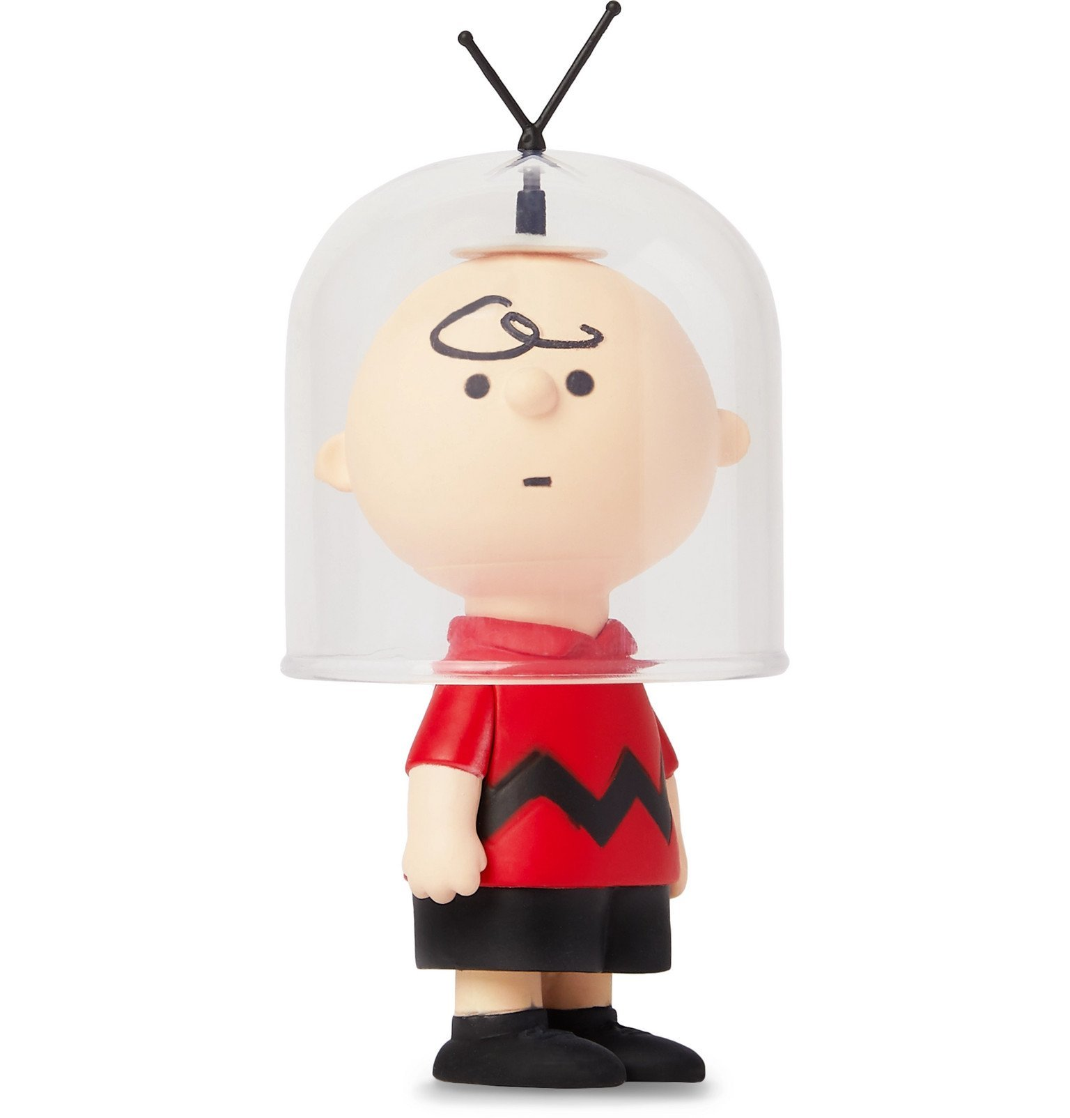 Photo: Medicom - Ultra Detail Figure No.492 Astronaut Charlie Brown - Multi