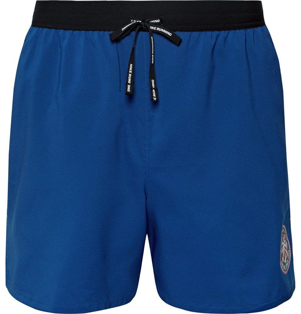 Nike Running - Stride Flex Dri-FIT Shorts - Blue