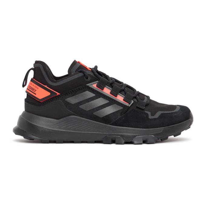 Photo: adidas Originals Black Terrex Hiking Low Sneakers