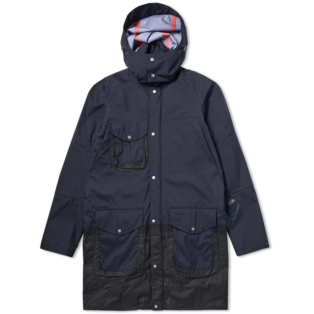 Photo: Barbour x Wood Wood Amager Reversible Jacket