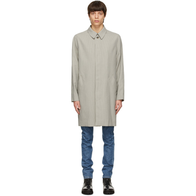 Photo: A.P.C. Beige New England Raincoat