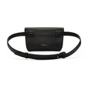 3.1 Phillip Lim Black Hammered Hudson Bag