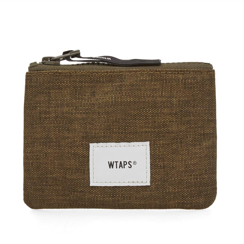 Photo: WTAPS Cream Wallet