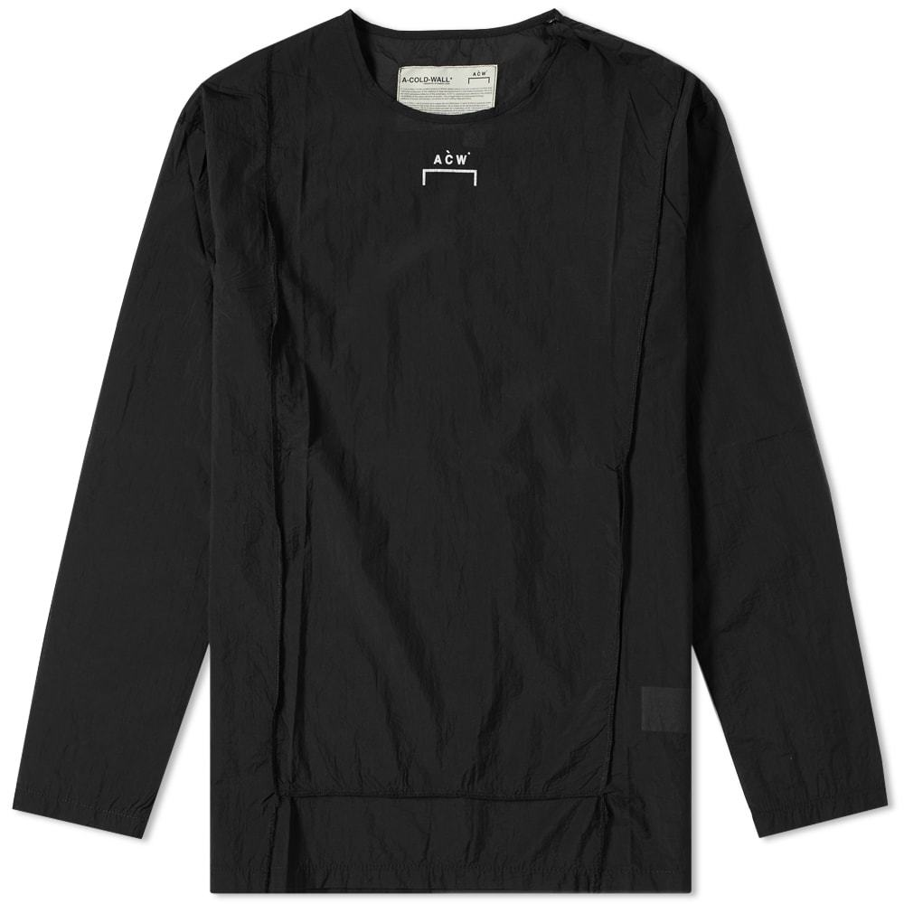 Photo: A-COLD-WALL* Long Sleeve Translucent Tee