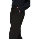 3.1 Phillip Lim Black Cropped Kick Flare Trousers