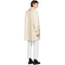 Raf Simons Off-White Denim Big Fit Shirt