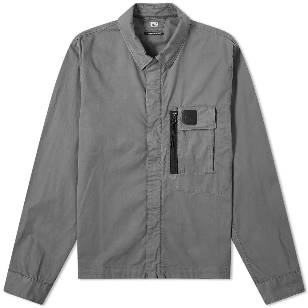 Photo: C.P. Company Metropolis Overshirt