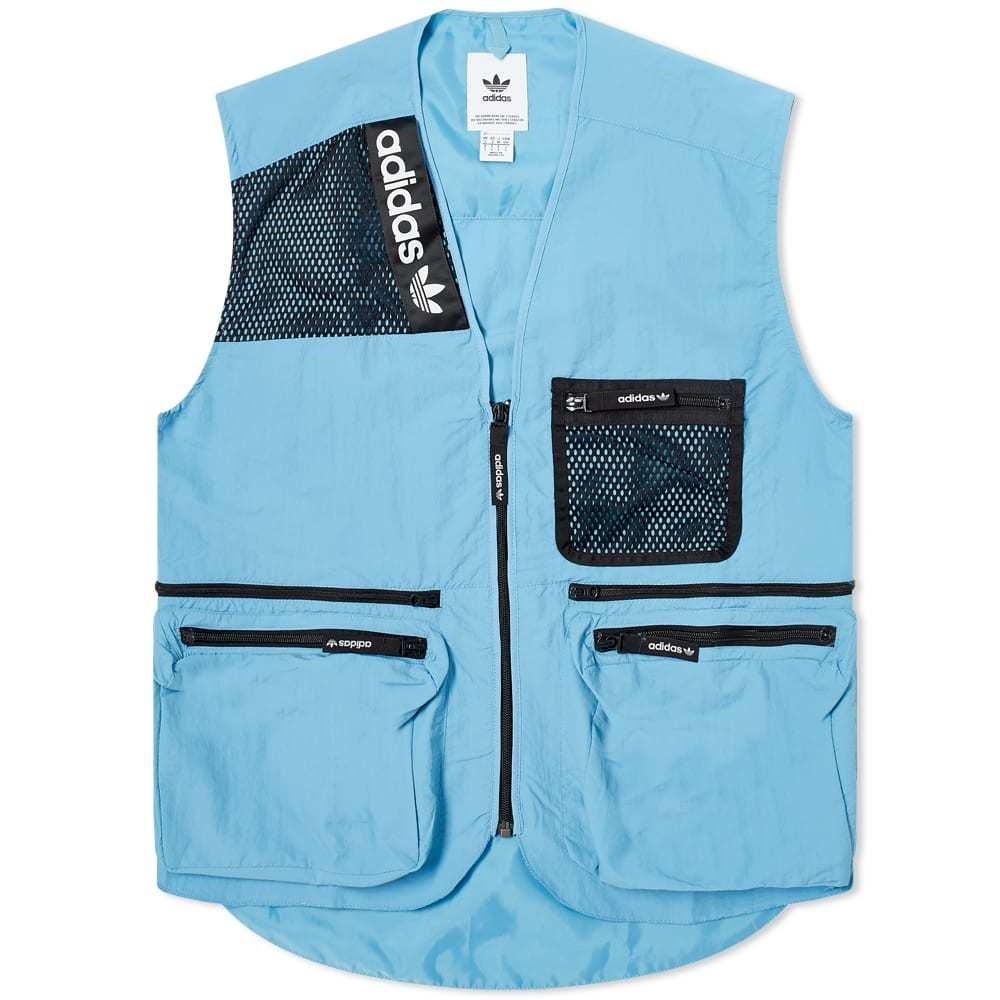 Photo: Adidas Adventure Cargo Vest