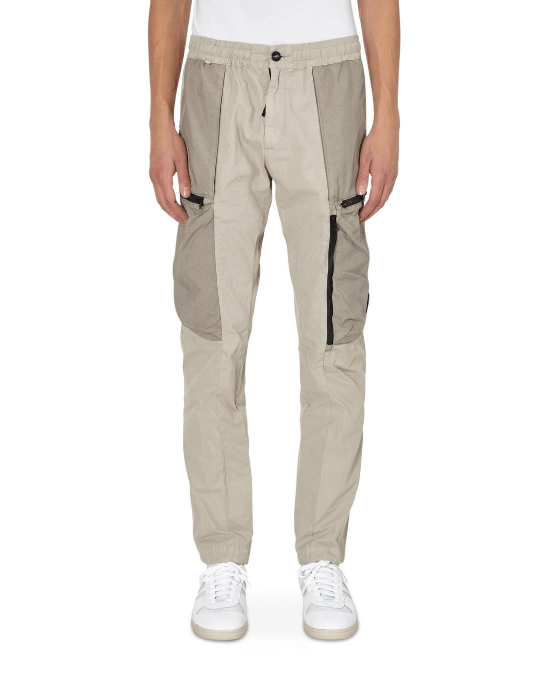 C.P. Company 50 Fili Lens Pocket Track Pants Quiet Gray