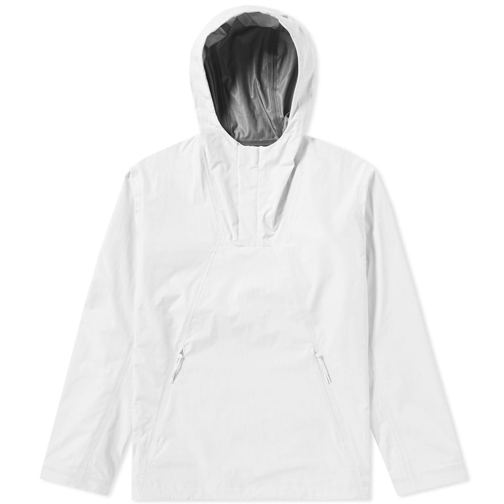 Photo: Norse Projects Ribe Crisps Tech Hooded Jacket