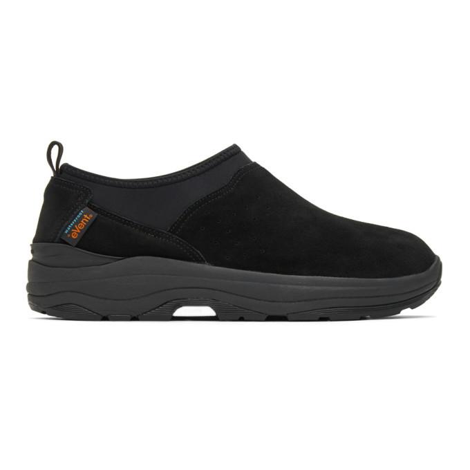 Photo: Suicoke Black INO-SEVAB Loafers