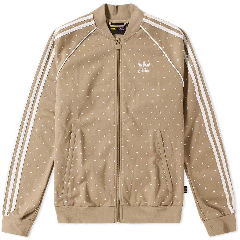 Adidas x Pharrell HU H SST Track Top