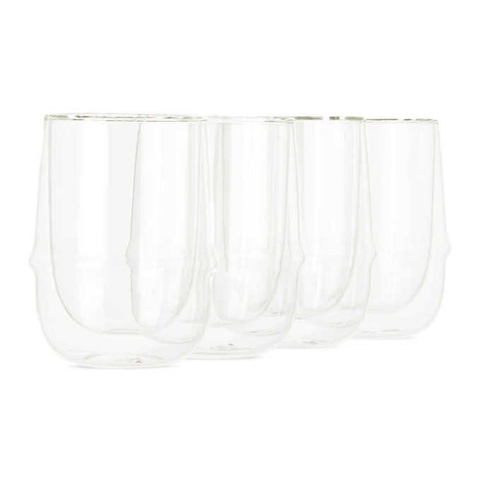 Photo: KINTO Kronos Iced Tea Glass Set, 350 mL