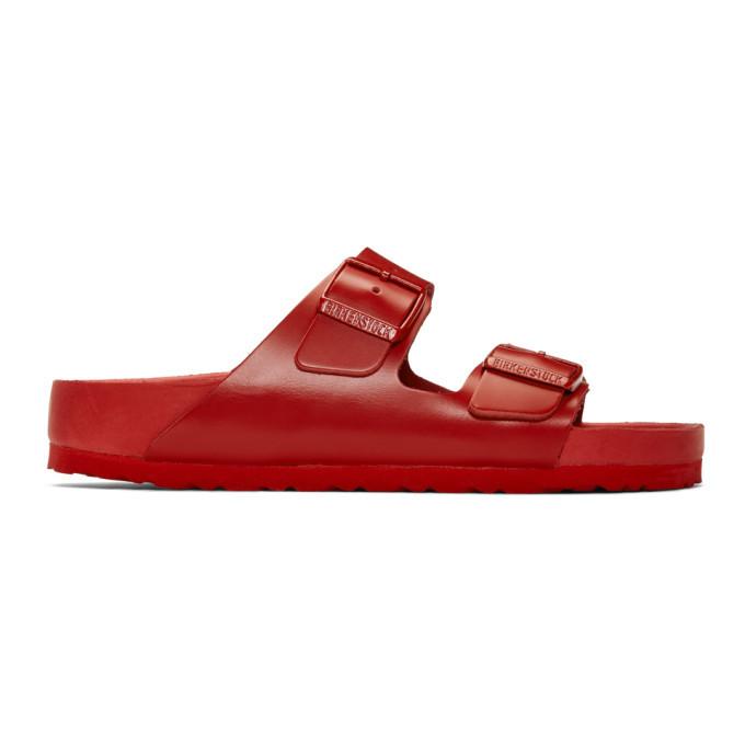 Photo: Valentino Red Valentino Garavani Birkenstock Edition Arizona BS Sandals