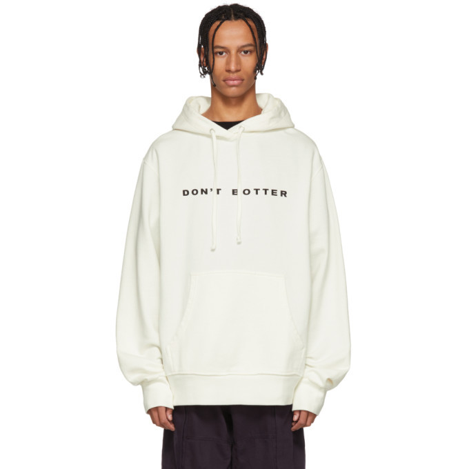 Photo: Botter Off-White Dont Botter Hoodie