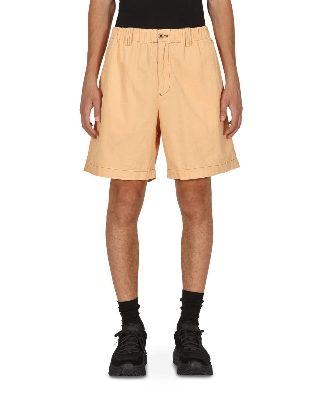 Photo: Cav Empt Bleached Cord Comfort Shorts Orange