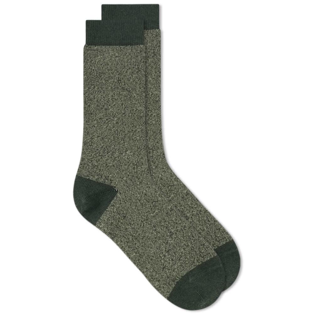 Sunspel Organic Cotton Sock