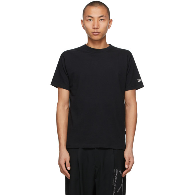 Photo: Yohji Yamamoto Black New Era Edition No Future T-Shirt
