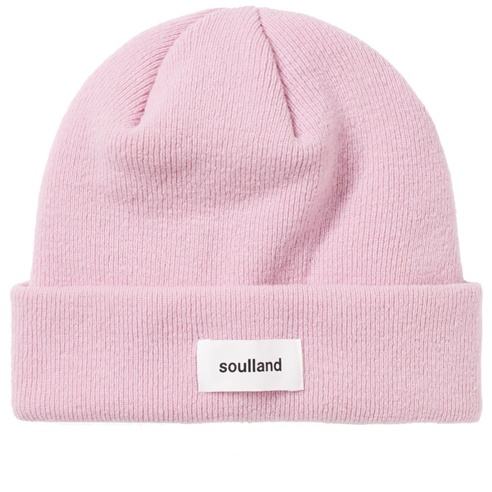 Photo: Soulland Villy Beanie Pink
