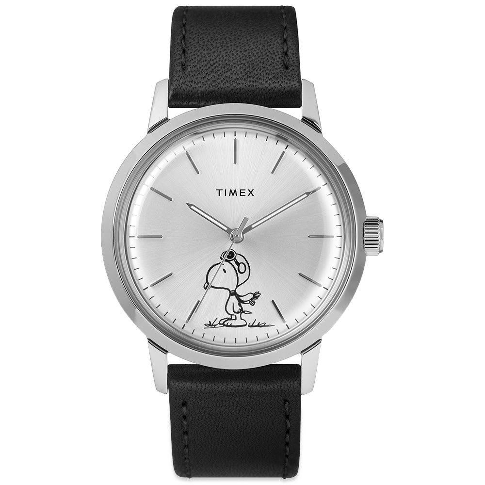 Photo: Timex Marlin Snoopy Automatic