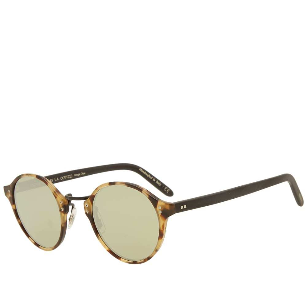 Oliver Peoples 1955 Sunglasses Brown