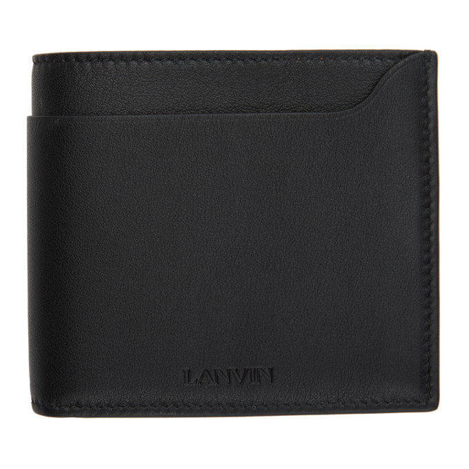 Photo: Lanvin Black East West Wallet