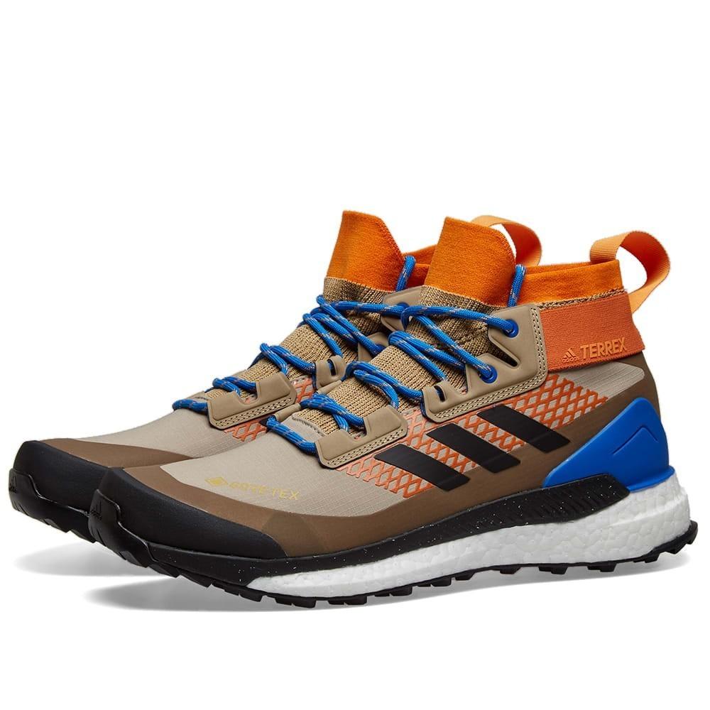 Adidas Terrex Free Hiker Gore-Tex 'Badlander'