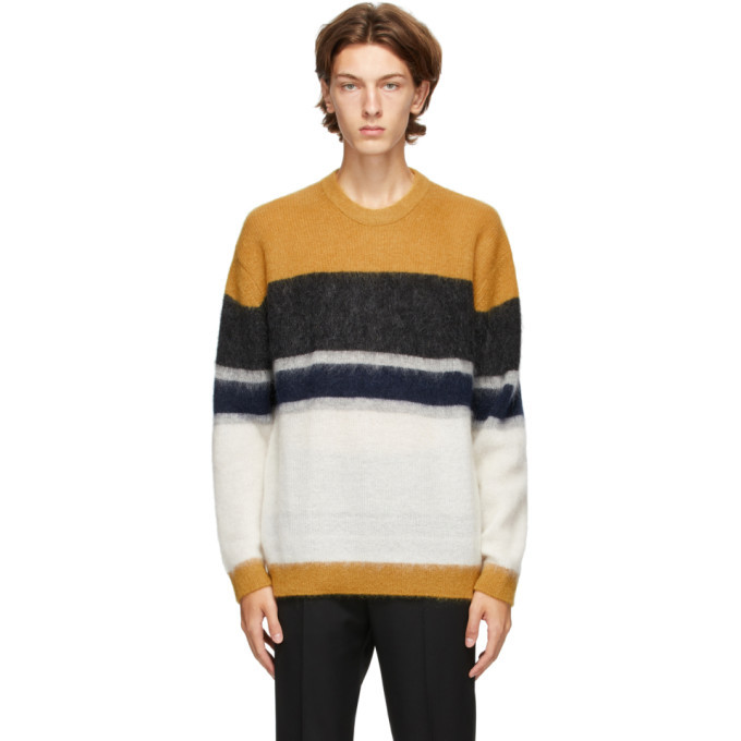 Photo: Solid Homme Multicolor Mohair Sweater