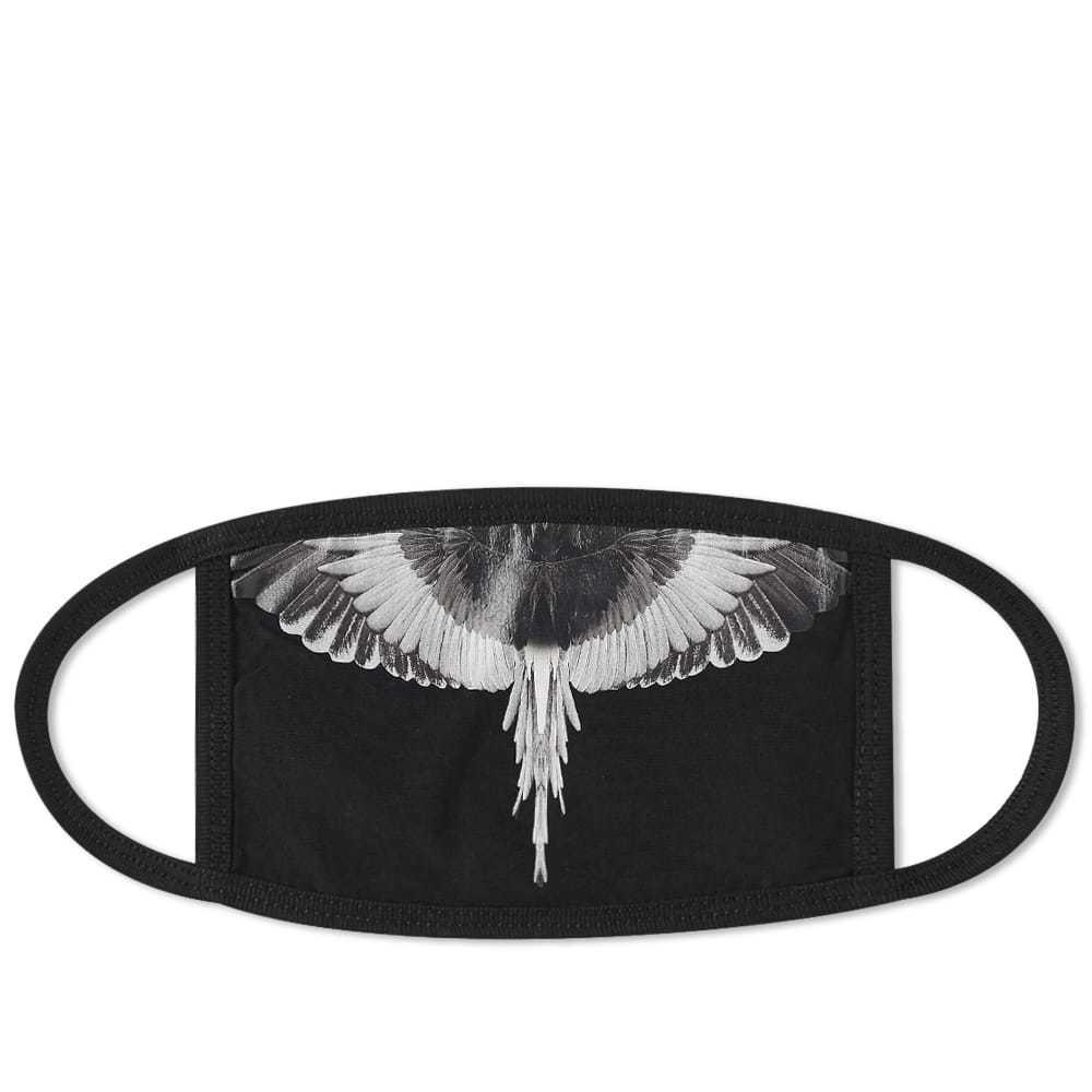 Photo: Marcelo Burlon Wings Mask