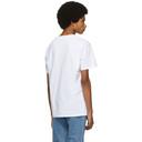 Raf Simons White Couple T-Shirt