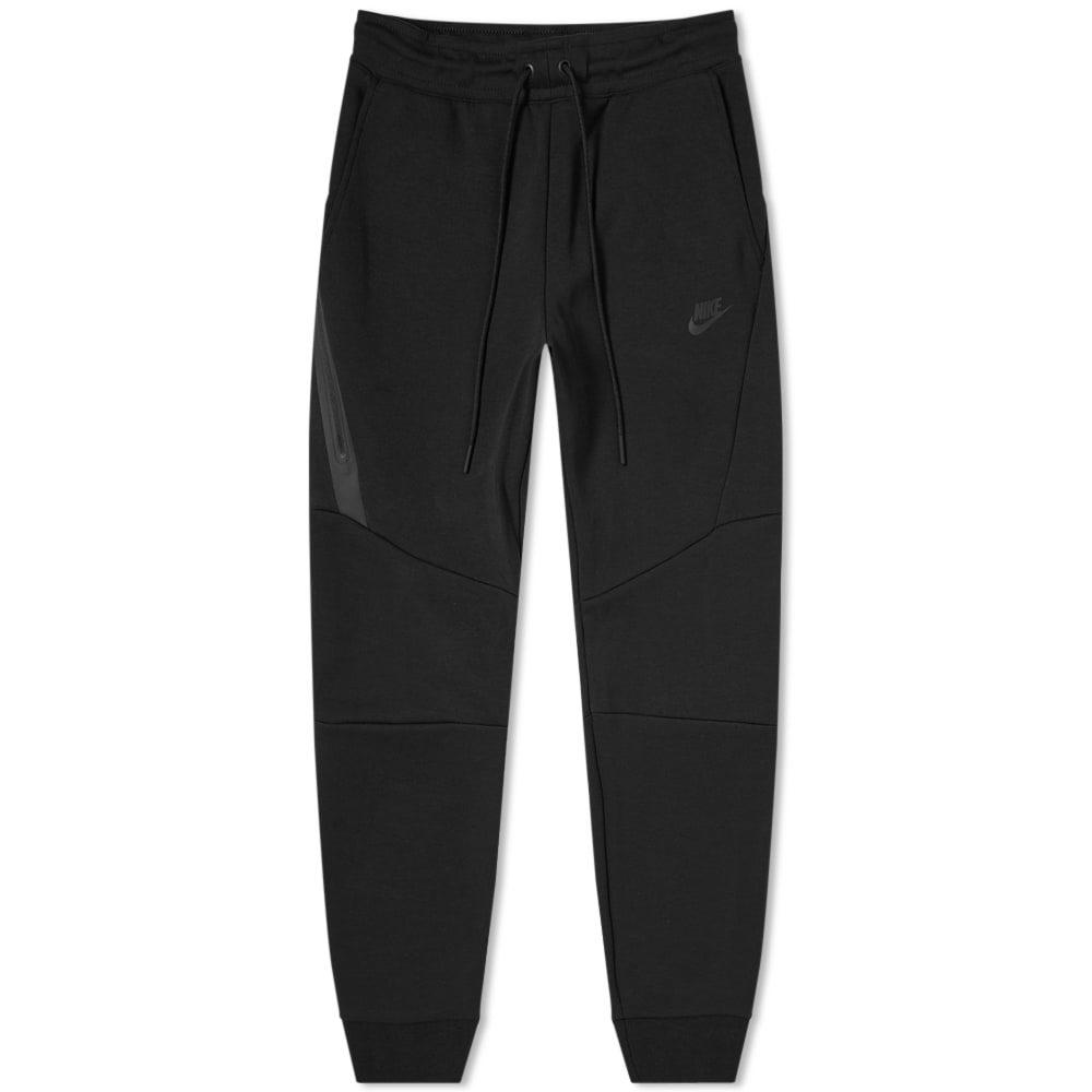 Photo: Nike Tech Fleece Jogger Black