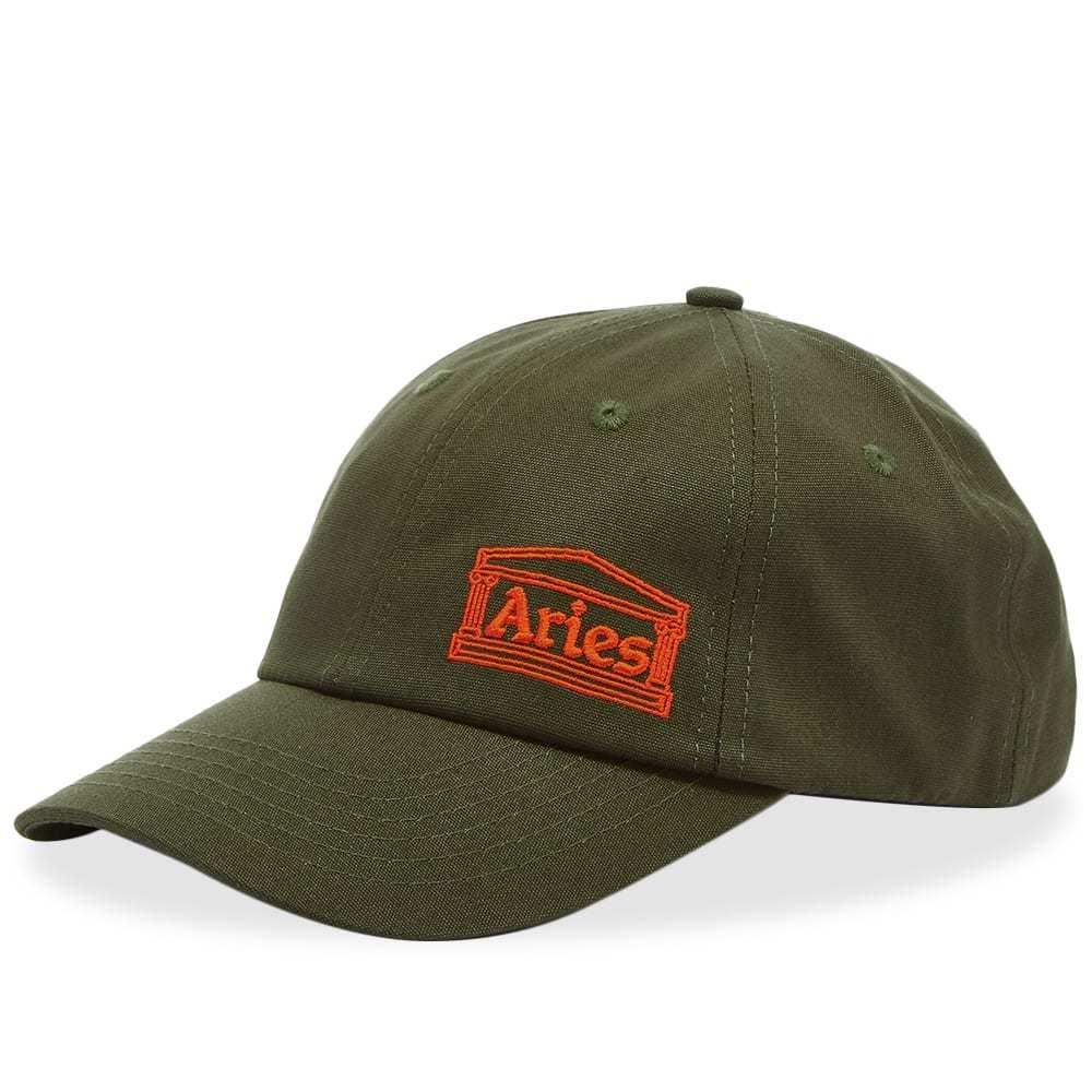Aries Temple Label Cap