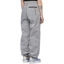 Aries Silver Windcheater Lounge Pants