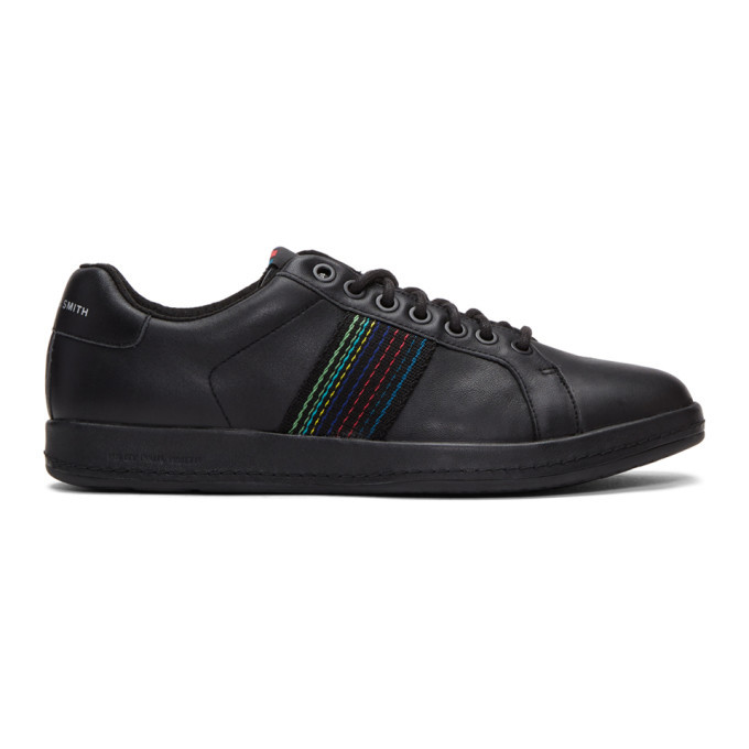 Photo: PS by Paul Smith Black Lapin Sneakers