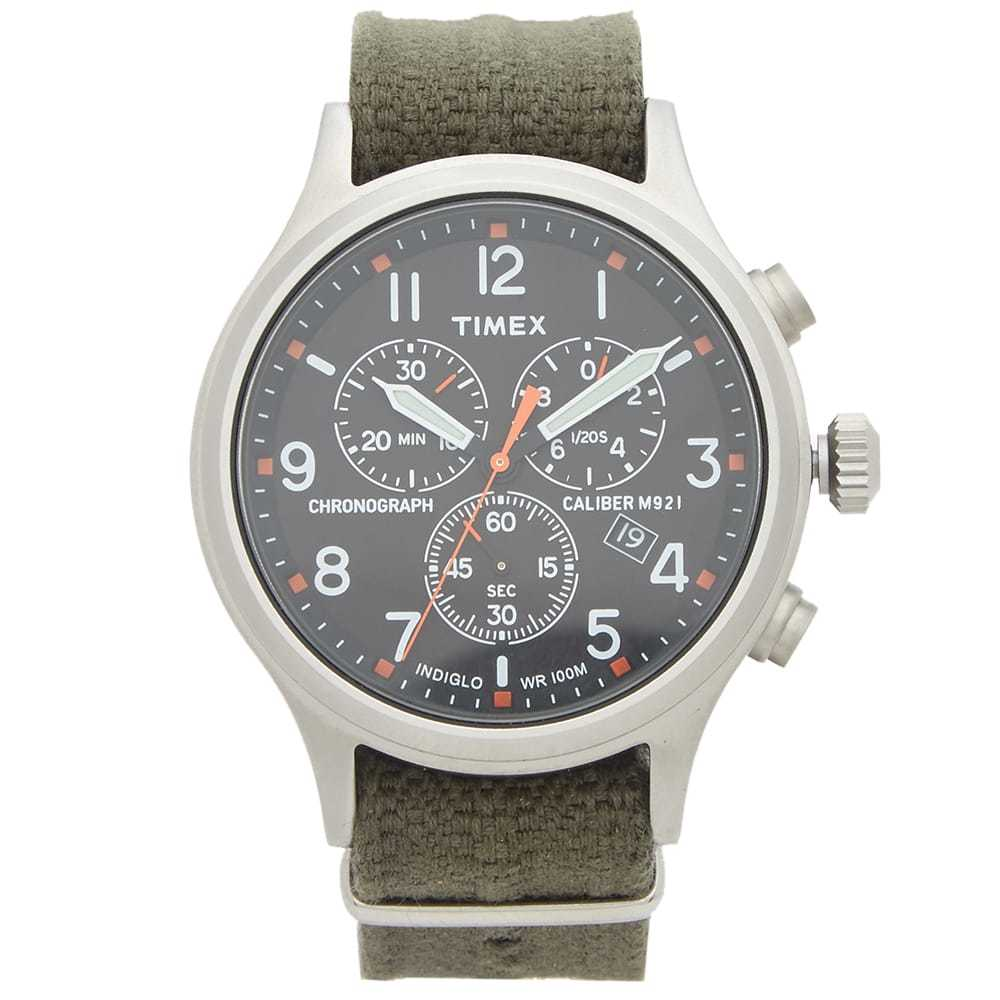 Photo: Timex Archive Allied Chrono Watch