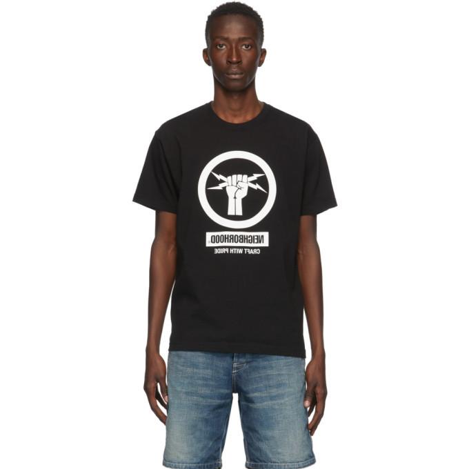 Photo: Neighborhood Black Archive No. 0201 Force T-Shirt