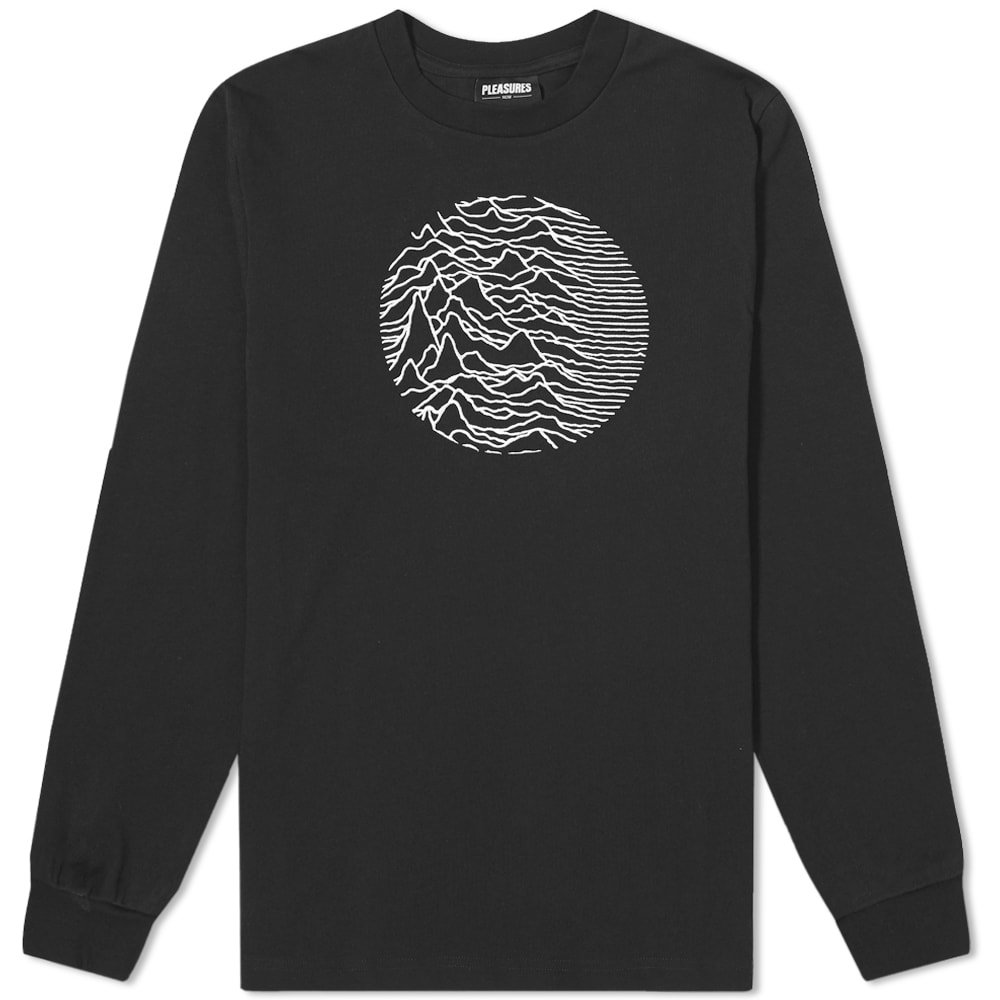 Photo: PLEASURES x Joy Division Long Sleeve Lost Control Tee