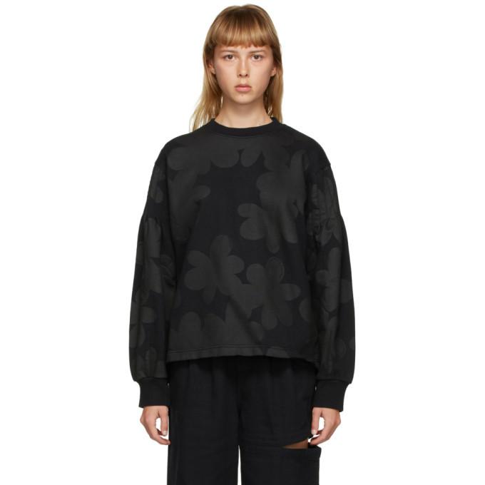 Photo: Perks and Mini Black My Hands Become Sweatshirt