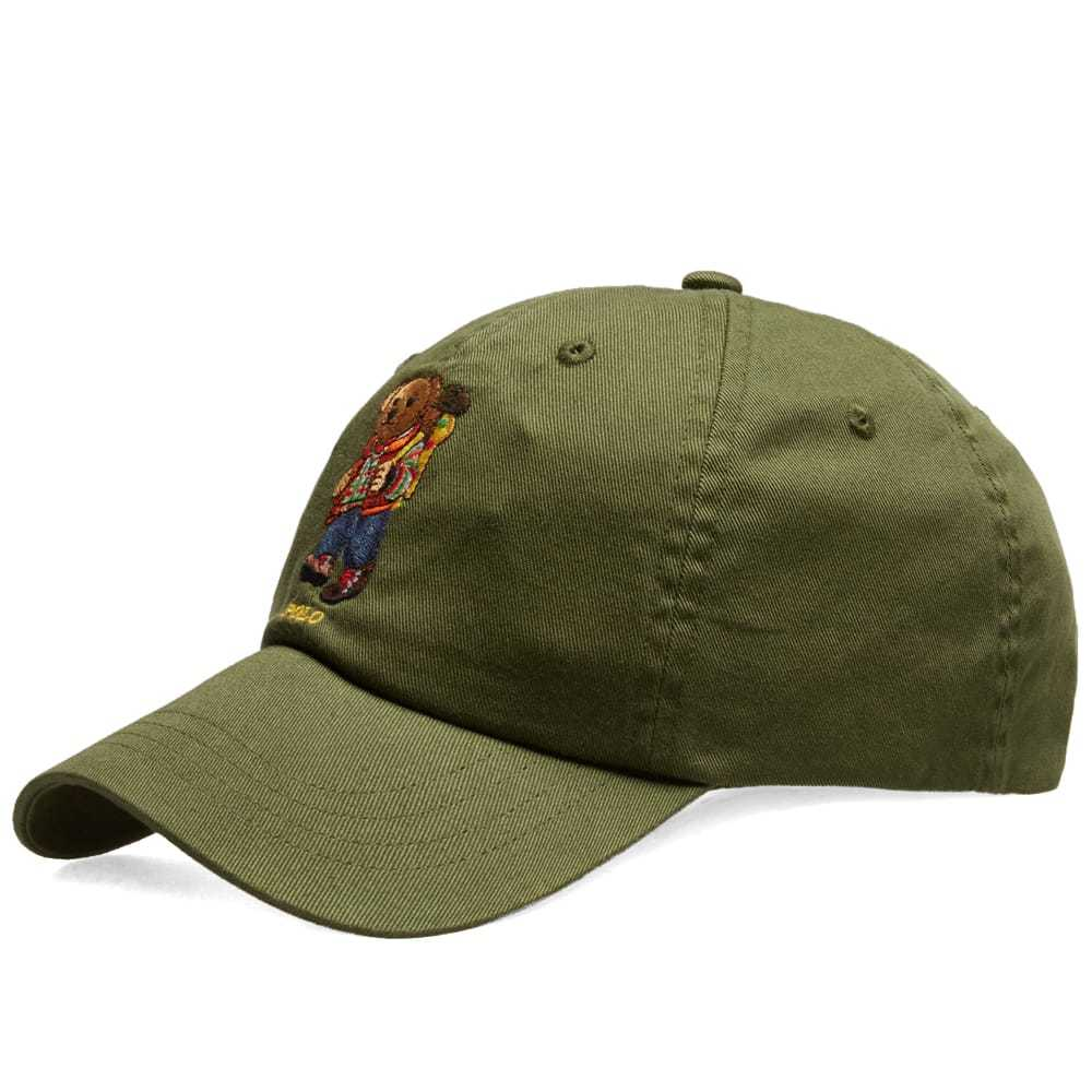 Photo: Polo Ralph Lauren Hiking Bear Cap Green