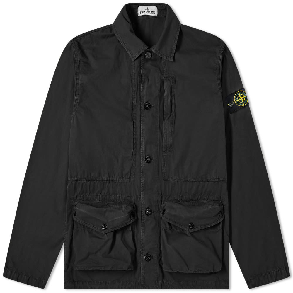 Stone Island Vintage Canvas 3 Pocket Jacket