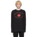 Raf Simons Black Highway Eye T-Shirt