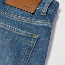 HUGO BOSS - Delaware Slim-Fit Denim Jeans - Blue
