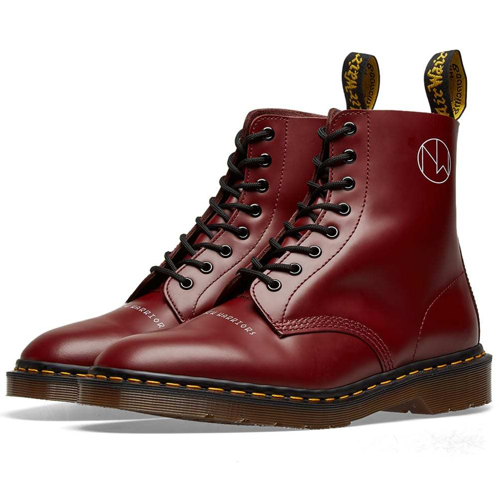 Photo: Dr. Martens x Undercover 1460 Boot Cherry Red