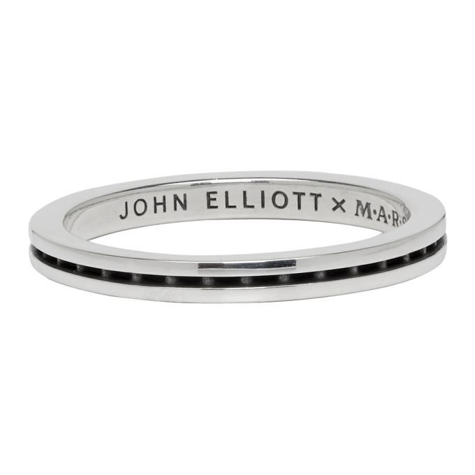 Photo: John Elliott Silver MARS Edition Ring