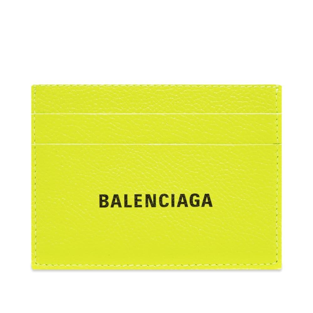 Photo: Balenciaga Logo Cardholder