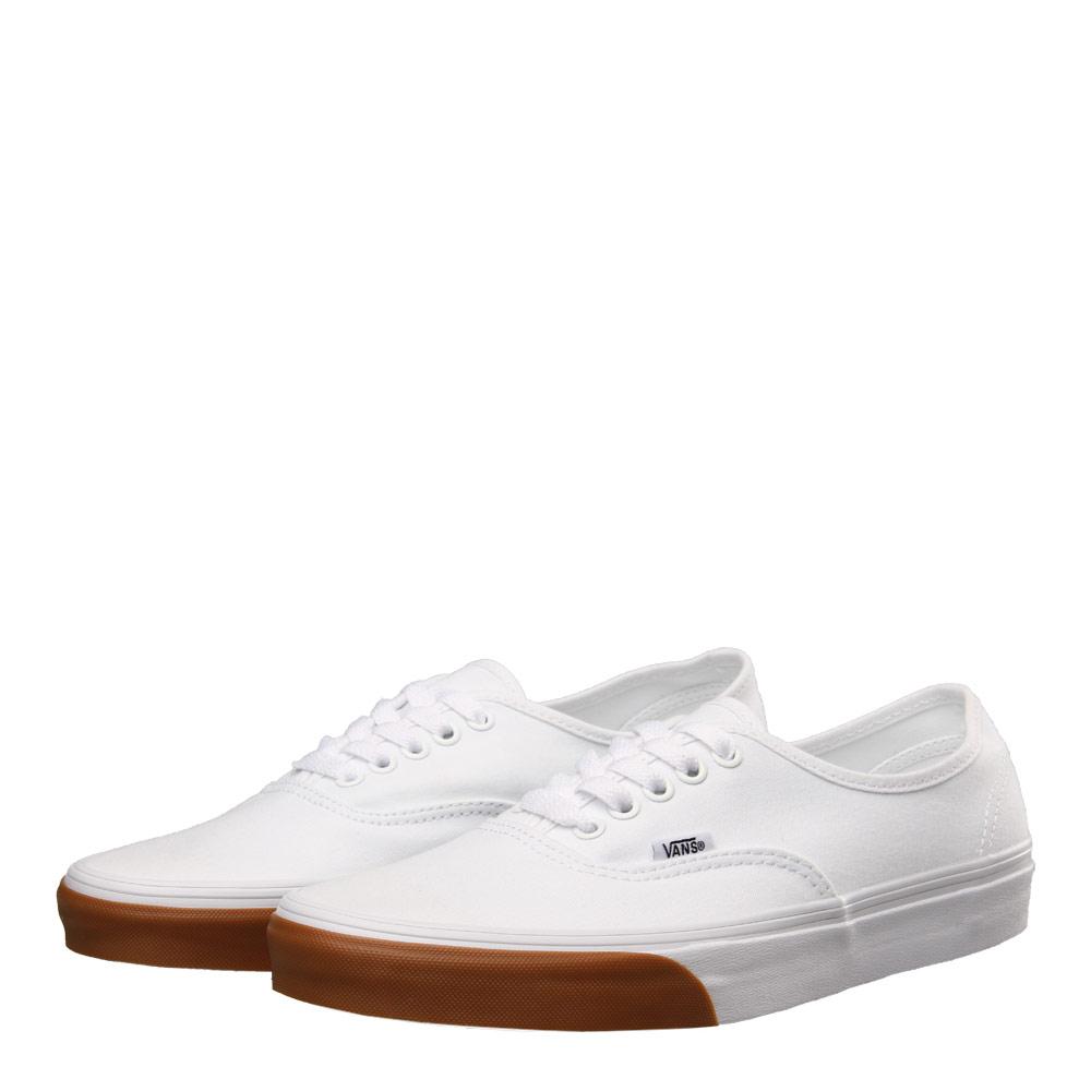 Photo: Authentic Sneaker - True White / Gum