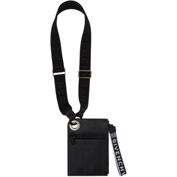 Photo: Givenchy Black Slim Jaw Crossbody Bag
