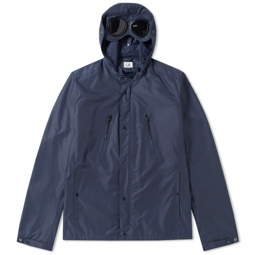 Photo: C.P. Company Lightweight Goggle Micro Hooded Jacket