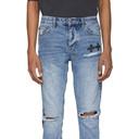 Ksubi Blue Chitch Jinx Pay Up Jeans